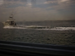 From the window of the Fire Island Ferry